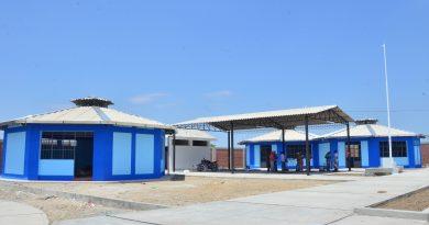 Aulas de adobe se convierten en moderna infraestructura educativa en CP-3