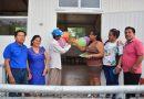 70  niños y niñas del colegio inicial  San Eduardo se benefician con dos aulas prefabricadas