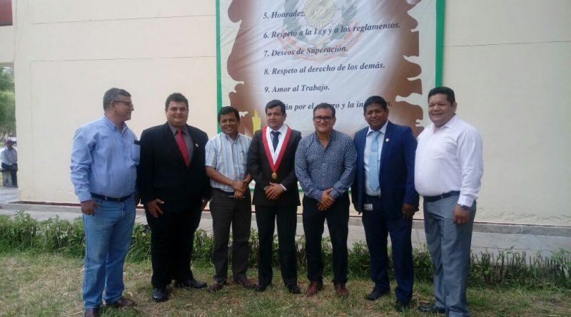 Colegio Militar Pedro Ruiz Gallo, Apertura Año Académico 2018