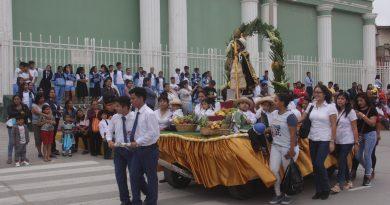 Escolares de Catacaos rendirá Homenaje a la patria 25 y 26