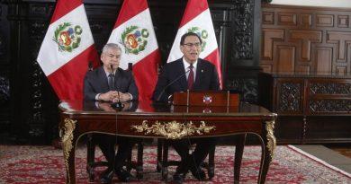 Martín Vizcarra convoca a pleno extraordinario para remover a todos los miembros del CNM