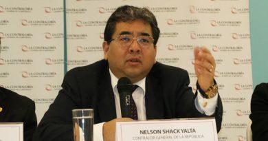 Contralor General lamenta que algunas Autoridades Judiciales se alejen de  raíces éticas y morales