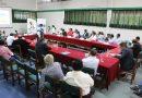Hilbck expuso logros y dificultades de su gestión a los candidatos al GORE Piura