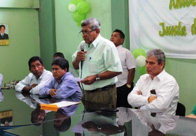 Presidente de la Junta de Usuarios del Alto Piura pide no bajar la guardia para continuar trabajos del Peihap