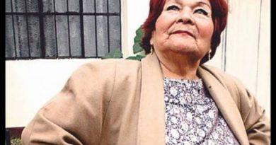 Murió Julia Rosa Capristán García (Carmencita Lara)