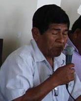 """Profesor Jorge Eche: """"En remodelación de obra es una cachetada que le da el Alcalde Ayala a Leoncio Amaya Tume quién si luchó por una verdadera plaza de armas"""""""