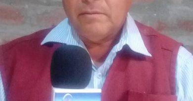 """Previterio Pingo, SubPrefecto La Unión:""""El ingeniero Castillo, recibió orden desde Lima para que se paralice obra"""""""