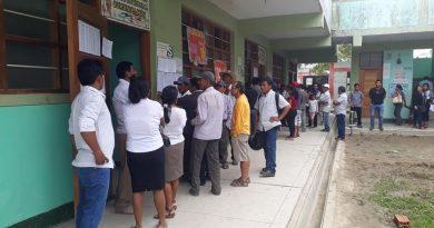 Centros Poblados de Tambogrande ya tienen nuevos alcaldes