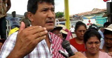 Pobladores de Canchaque no quieren a Aldo Alvarez Ocaña como autoridad, culpan al JEE de Morropón