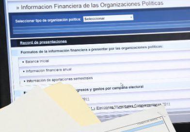 """(ONPE) realizará evento """"Rendición de cuentas de ingresos y gastos de campaña electoral"""""""