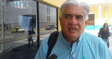 """Luis Frías Guaylupo: """"gerente municipal existe la posibilidad que las cuentas no queden en rojo para la gestión entrante"""""""