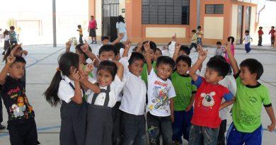 Gobierno Regional iniciará mejoramiento de colegio inicial N° 1331 en Pedregal Grande