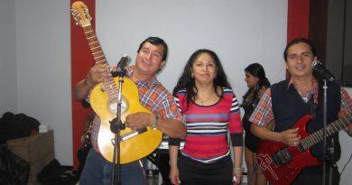 Estoy Chihuan Huayno Gaspar Córdova y sus Tres Fronteras
