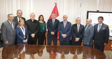 Juramenta Consejo Directivo de la Comisión Bicentenario Piura 2021-2032
