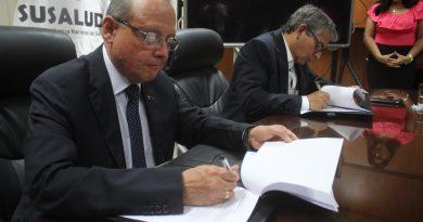 SuSalud y Gobierno Regional de Piura firman  convenio para promover derechos en salud
