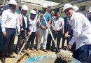 Colocan primera piedra para construcción de centro de salud en Canchaque