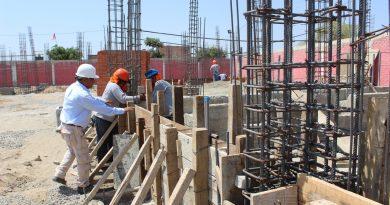 Alumnos del colegio Susana Franco iniciarán clases el próximo año en renovados ambientes