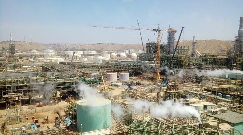 Contraloría evidencia paralización y retrasos que afectan Proyecto de Modernización de la Refinería de Talara