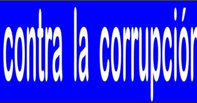 """2019, """"Año de la lucha contra la corrupción y la impunidad"""""""