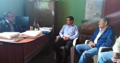 Plantean acciones para solucionar problemas en la UGEL Huarmaca