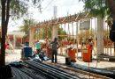 GORE: Ejecuta plataforma y techado en colegio Fe y Alegría en El Indio