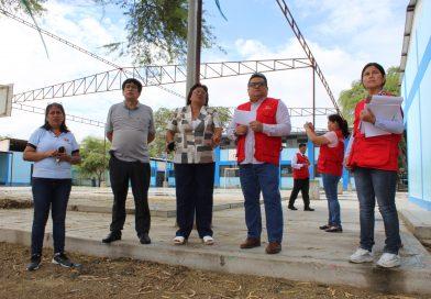 Contraloría inspecciona servicios educativos en 140 colegios de Piura