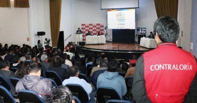 Contraloría: En la región Piura, las Audiencias públicas se realizarán los días 26 y 28 de marzo