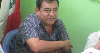 Informe de los cien días de gestión del alcalde de El Tallán Leonardo Macalupú
