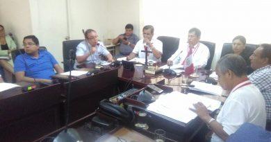 Consejo Regional acepta donación dineraria de Gobierno Provincial de Loja