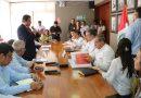 Premier se reúne con gobernador, rectores de universidades y representantes de la Cámara de Comercio