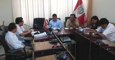 Parodi declara ante Comisión de Fiscalización por caso DREP