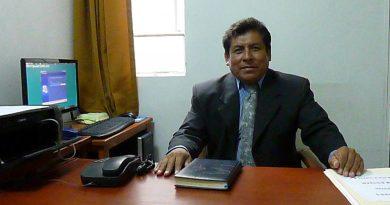 """Antero Juarez:""""Alcalde La Unión tiene nota desaprobatoria, además le falta autoridad"""