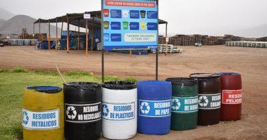 Promueve recolección y manejo de residuos sólidos
