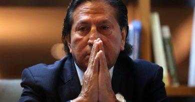 Ex presidente del Perú: Alejandro Toledo seguirá enjaulado en Estados Unidos