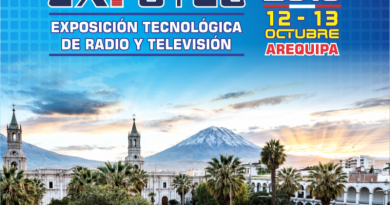 Publicidad Estatal será abordada en Congreso de periodismo de Radio y Televisión