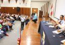 Gobernador regional dialoga con dirigentes y autoridades municipales de la región