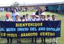 Director Regional de Educación inaugura Buen Inicio del Año Escolar 2019 en colegio de Llanos de Aragoto