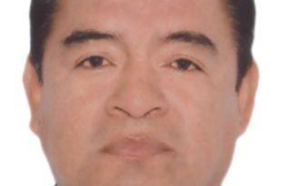 Alcalde de El Tallán presentación de su informe de los cien días de gestión