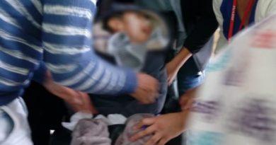 Gobierno Regional traslada a Lima a niño con parálisis cerebral