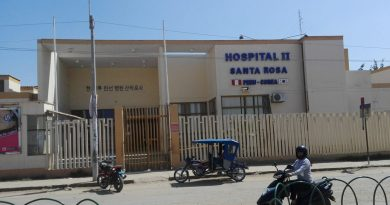 Cisterna de Comunidad Campesina de Sechura, atropella a niña de dos años
